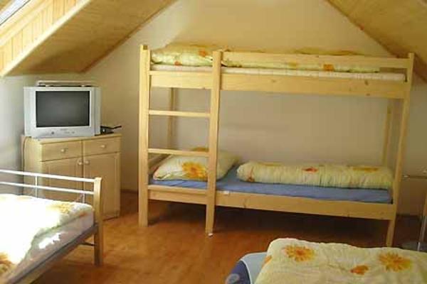 Ubytování jižní Morava - Chalupa ve Stupavě - pokoj